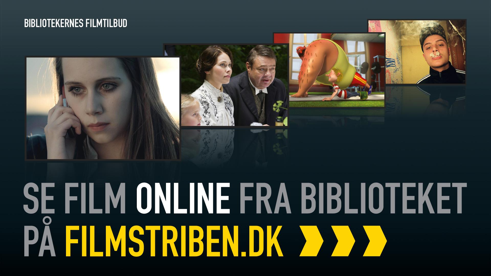gratis film hjemmesider